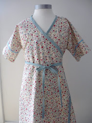 Slå om kjole ala Elsebeth Gynther