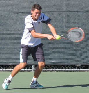 Wild cards to meet in Sacramento Challenger semis