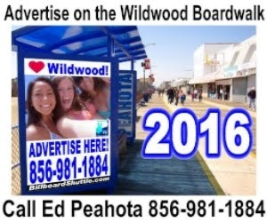 Advertise on the Boardwalk in 2016!