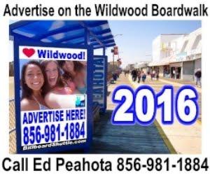 Advertise on the Boardwalk in 2016!