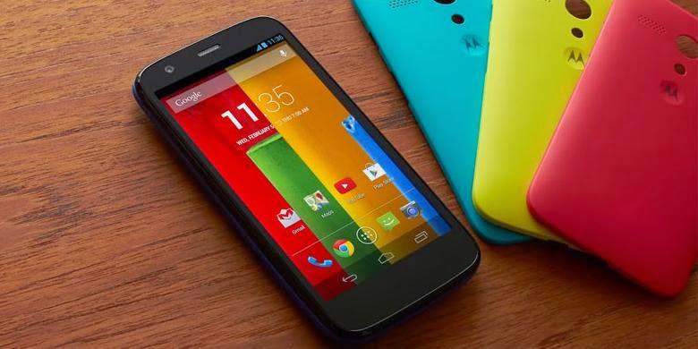 Pre-Order Motorola Moto G