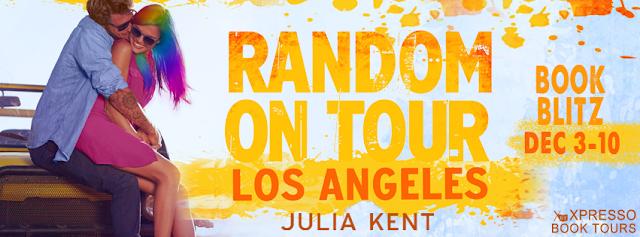 Book Blitz: Random on Tour: Los Angeles  by Julia Kent