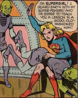 The Dork Review Dc Verse Spanking