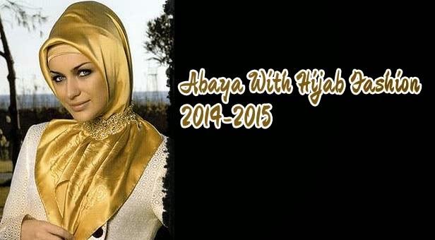 Abayas Designs 2014 2015 For Girls Colorful Simple Abayas With Scarf Hijab Hijab With Abayas