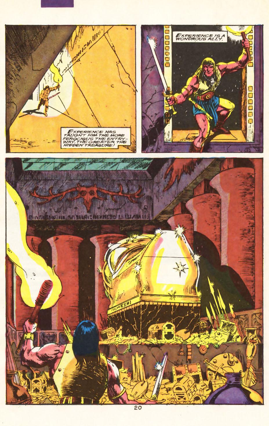 Conan the Barbarian (1970) Issue #212 #224 - English 14