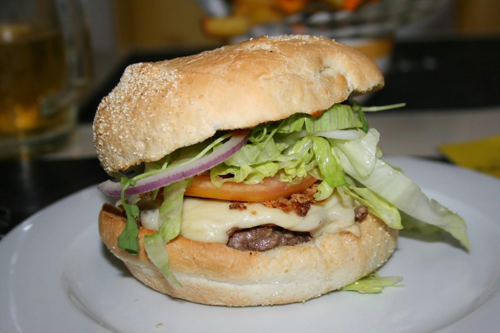 hamburguesa Garbizu