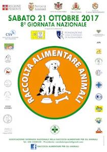 Giornata Nazionale della raccolta alimentare animali