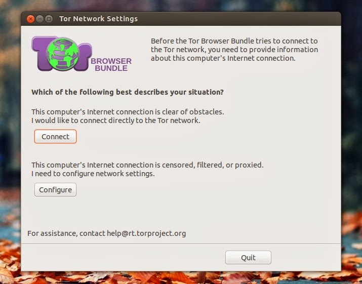 Tor Browser Bundle 3.5 Ubuntu