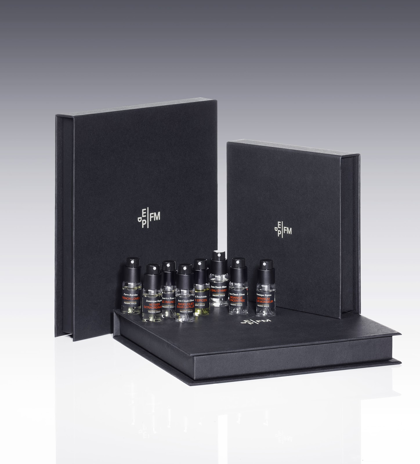 NEW from Frédéric Malle: Coffret Collections