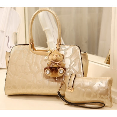 AAA FASHION BAG (GOLD)