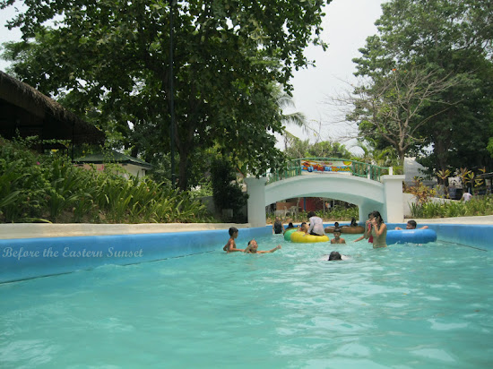 Balsa River in Splash Island Waterpark