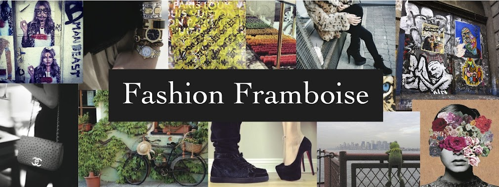 Fashion Framboise