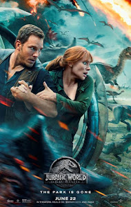 JURASSIC WORLD: FALLEN KINGDOM EN CINES EL 22 DE JUNIO