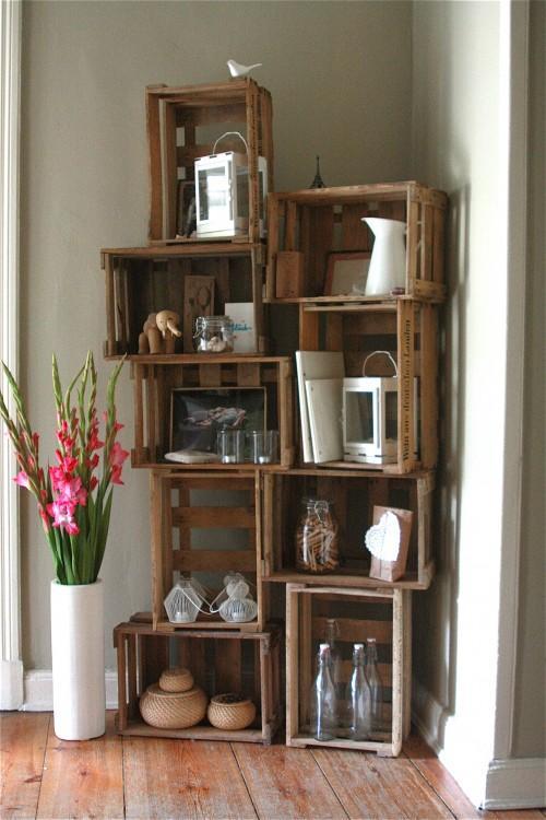 M s y m s manualidades decorando con rejas de madera for Rejas de madera
