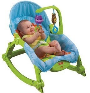 Barang Bayi Wajib Ada Ala ala Baby Bouncer