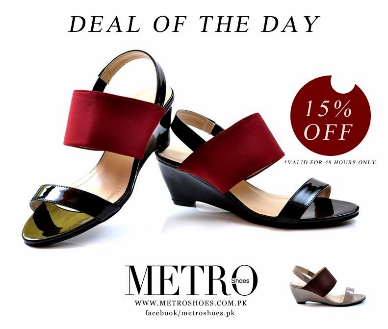 Metro Shoes Online Store