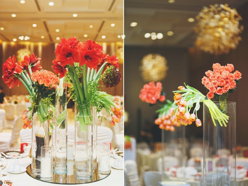 moevenpick heritage hotel tablescape tulip photo