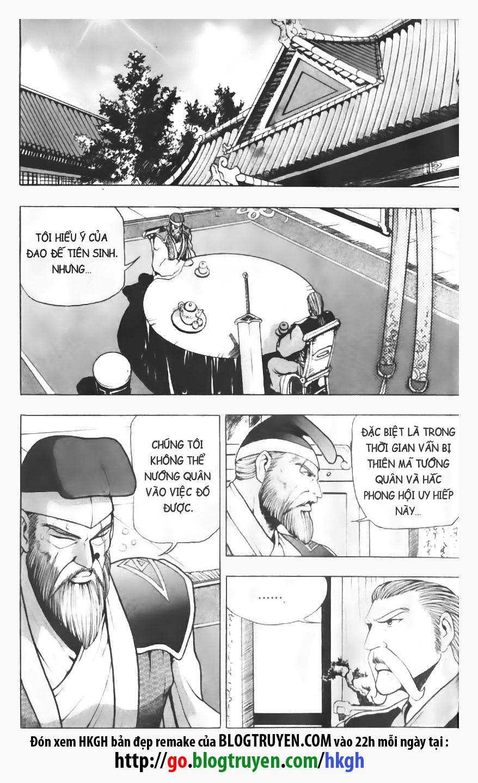 Hiệp Khách Giang Hồ chap 89 page 3 - IZTruyenTranh.com