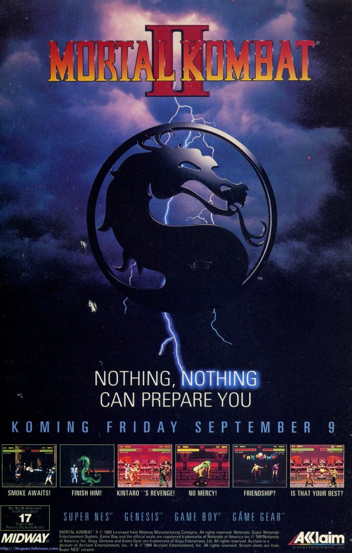 Mortal Kombat II — Википедия
