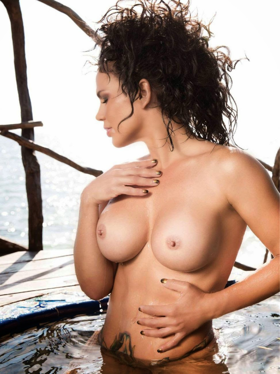 Mexican girls in playboy nude — 13