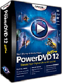 CyberLink PowerDVD 12 Ultra
