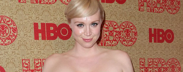 Gwendoline Christie Replaces Lily Rabe As Commander Lyme In Mockingjay