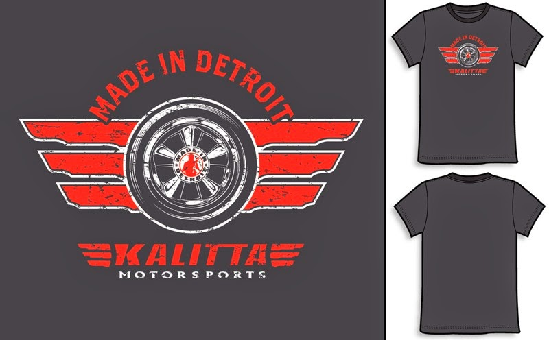 Kalitta - Made in Detroit