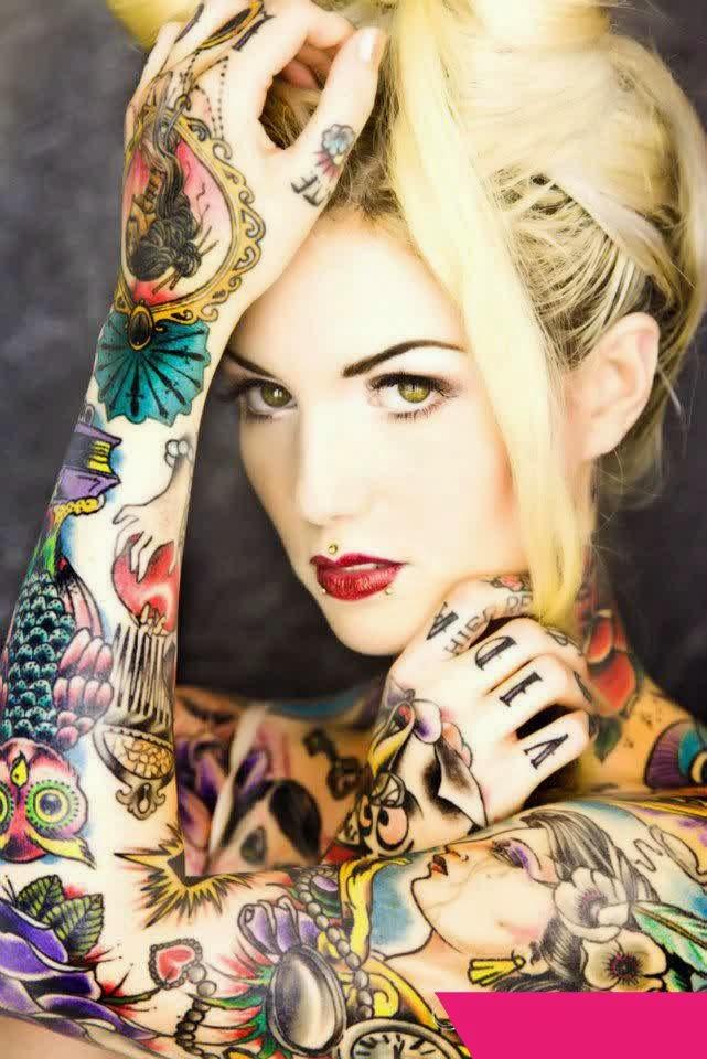 Melissa Dramaqueen Hand Tattoo Bird Designs