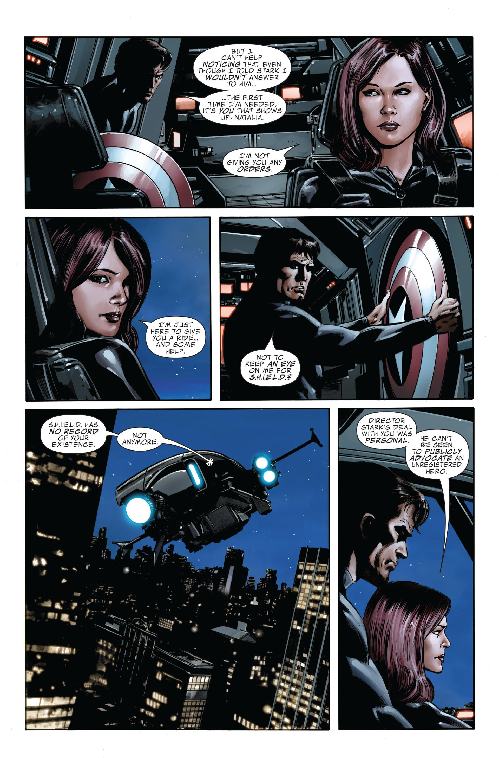 Captain America (2005) Issue #34 #34 - English 5