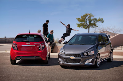 2014 Chevrolet Sonic Enhances Subcompact Safety