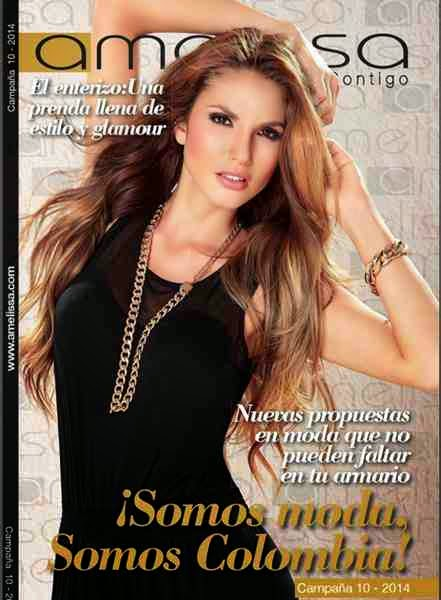 catalogo de moda amelissa c-10 2014