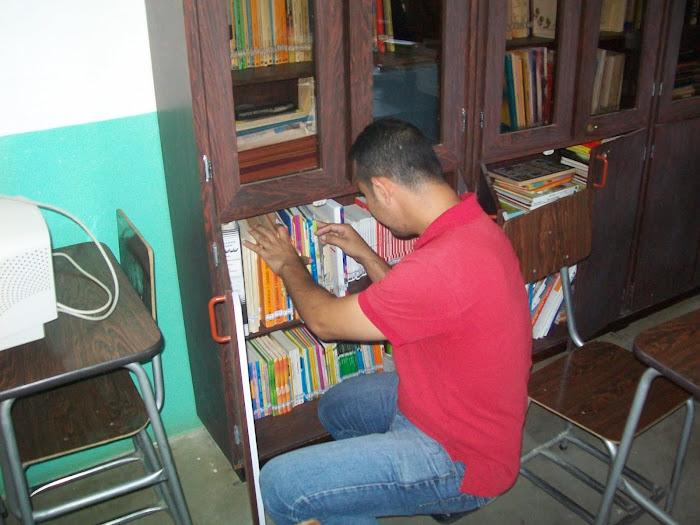 Área de Biblioteca