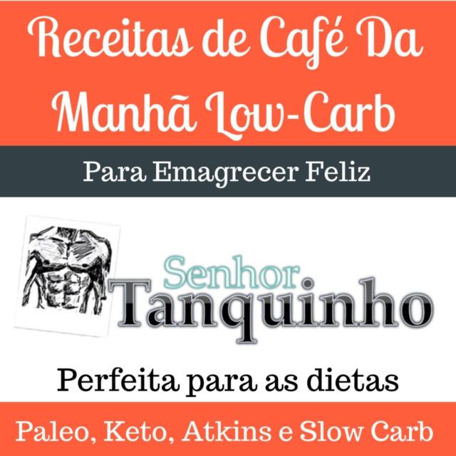 Receitas de Café da Manhã Low-Carb Para Emagrecer