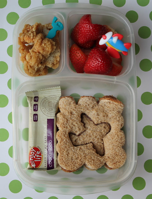 plane themed easylunchboxes lunch box - www.mamabelly.com