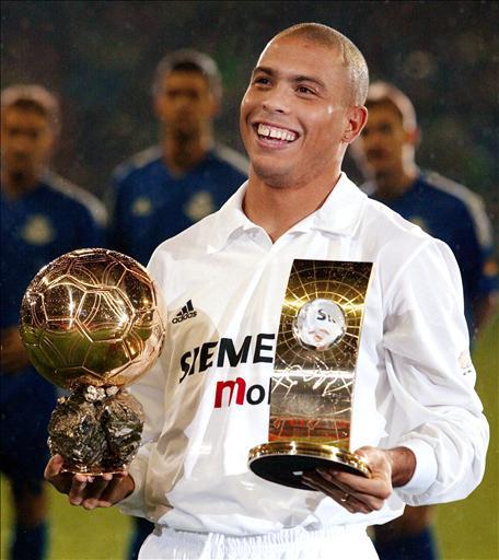 Ronaldo Luis Nazario d... Benzema And Ronaldo 2012