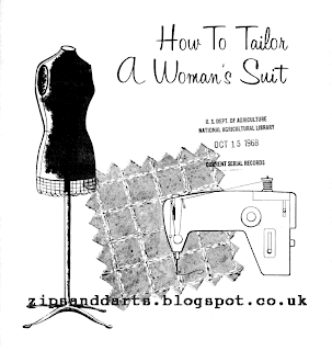 1960's Sewing - How to Tailor a Woman's Suit