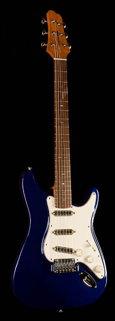 Cp Thornton Guitars HTL model