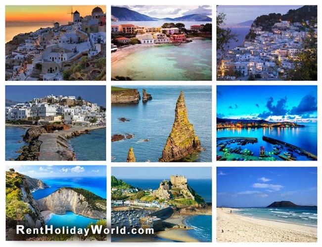 Le più belle Isole in Europa