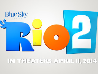 Rio 2 Movie Logo HD Wallpaper