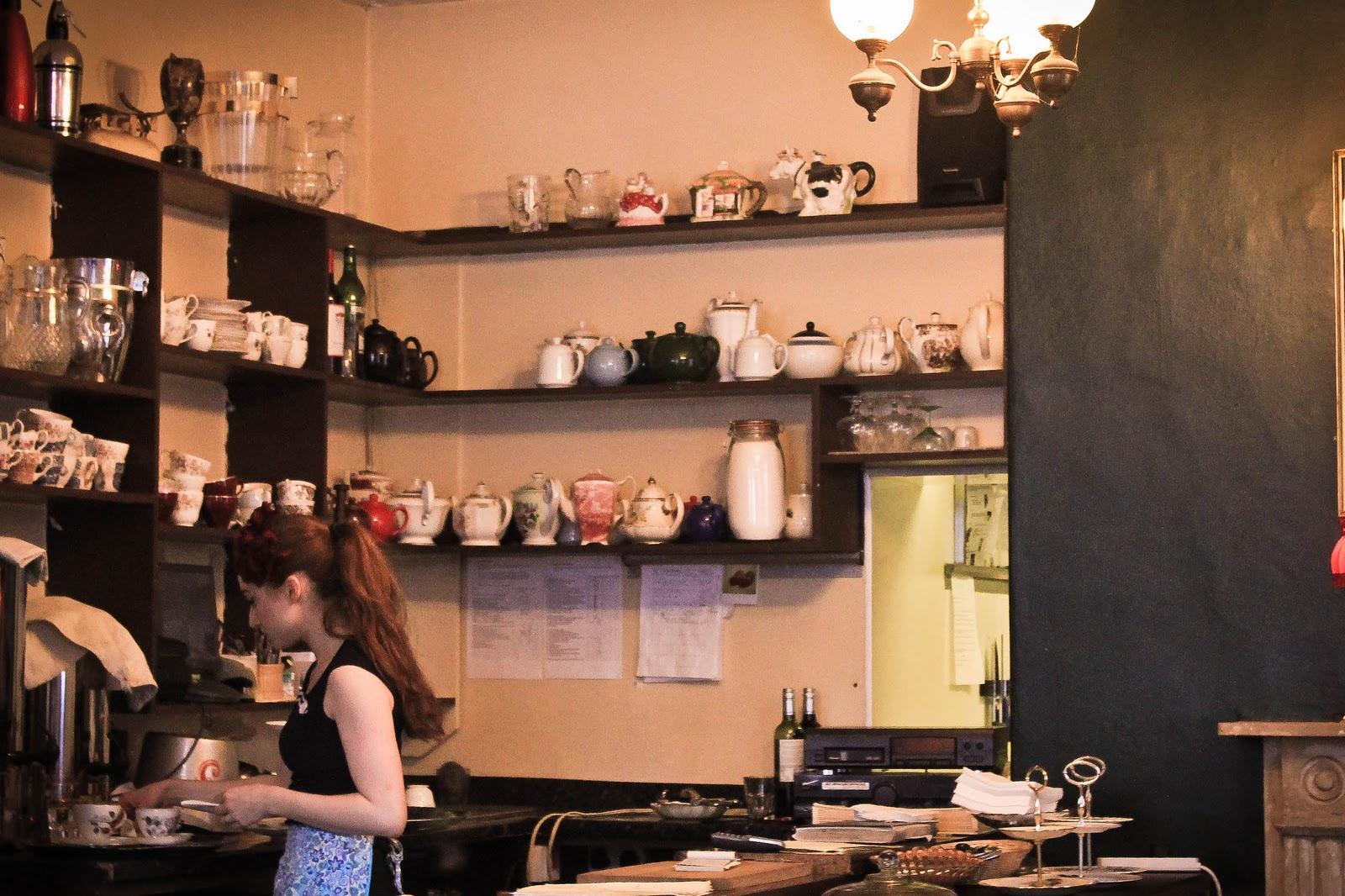 The Secret Tea Room Leicester
