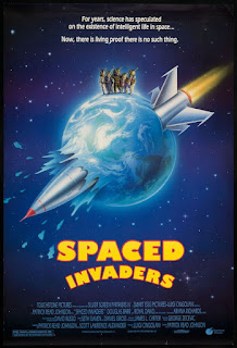 Watch Spaced Invaders (1990) movie free online