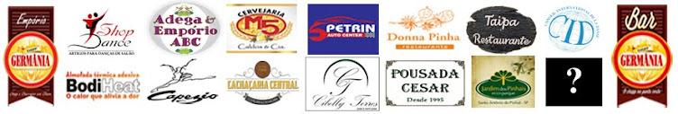 Conheça nossos parceiros/ patrocinadores!