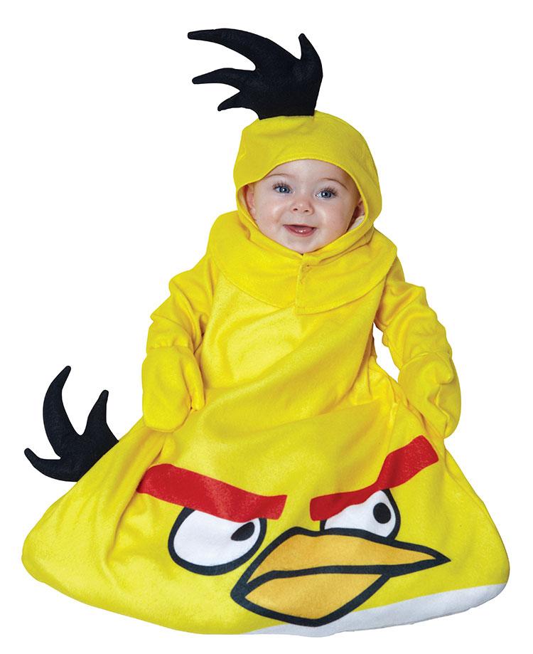 Baby Angry Bird Costume  sc 1 st  Beneath My Dreaming Tree & Beneath My Dreaming Tree: Baby Angry Bird Costume