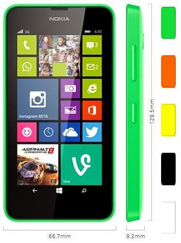 nokia lumia 630 single sim smartphone daten Zum verkauf steht ein gut erhaltenes nokia lumia 630 in schwarz die technischen daten sind nokia lumia 630 single-sim nokia lumia 630 dual-sim smartphone.