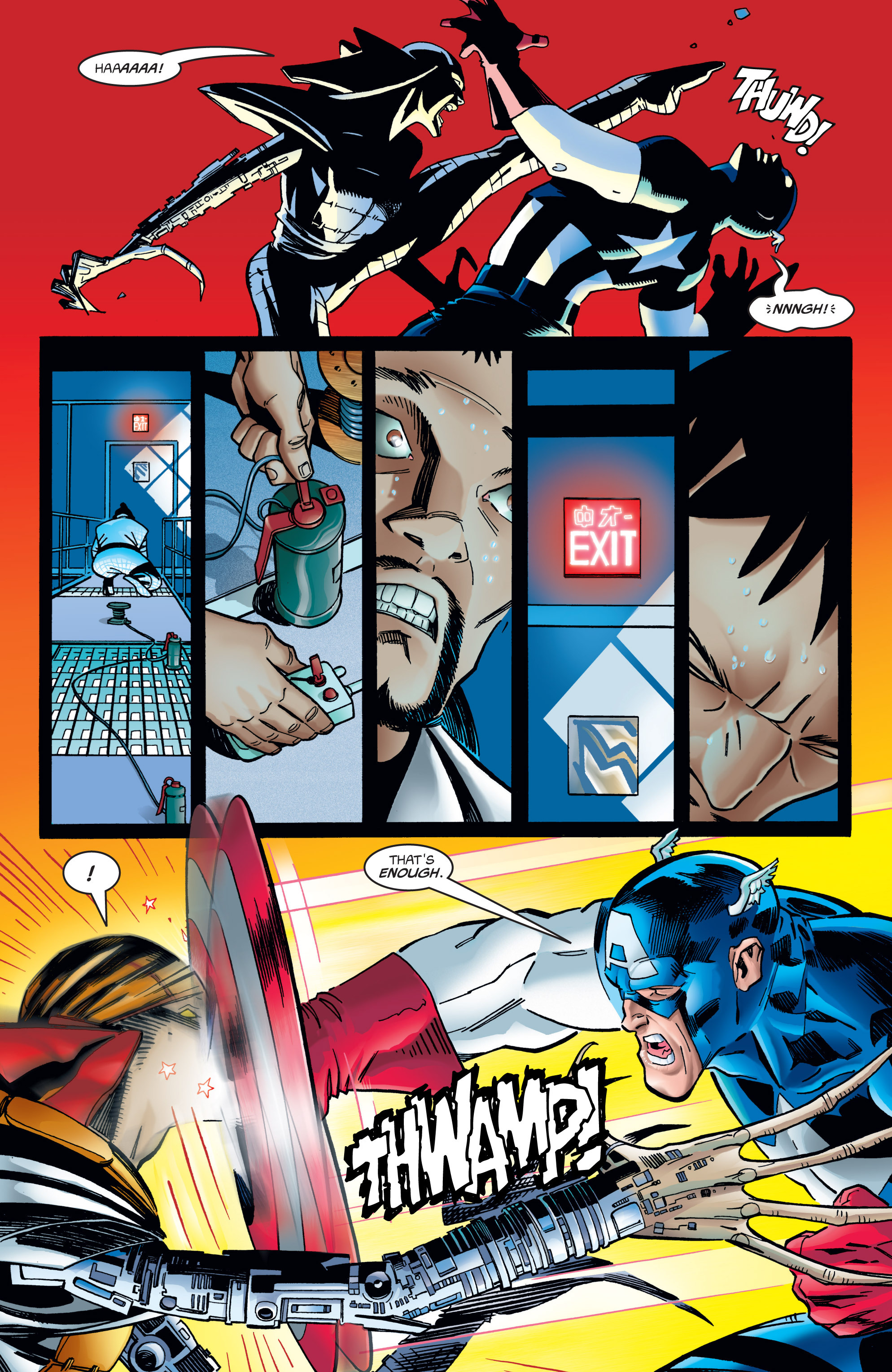 Captain America (1998) Issue #1 #4 - English 27
