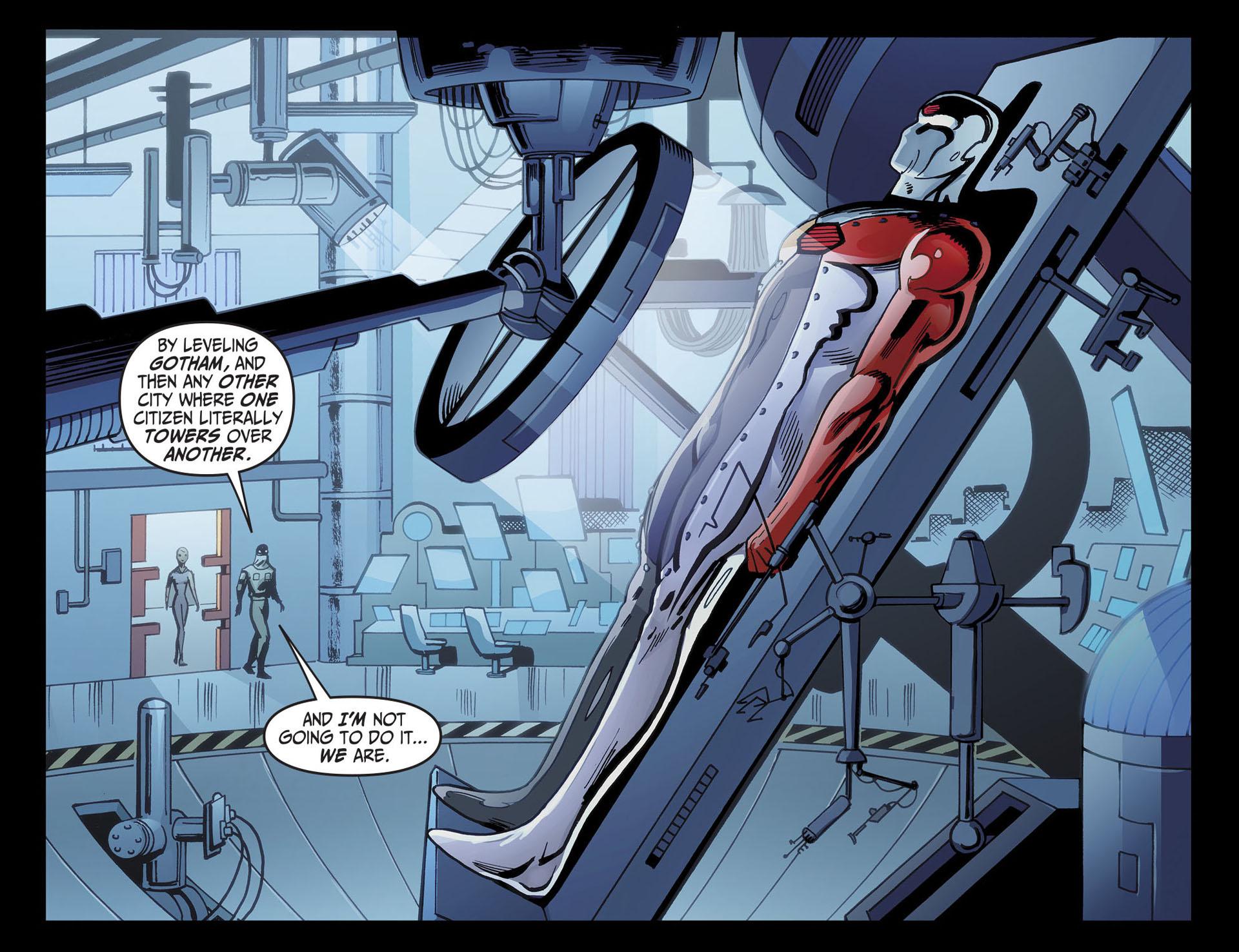 Batman Beyond (2012) Issue #18 #18 - English 8