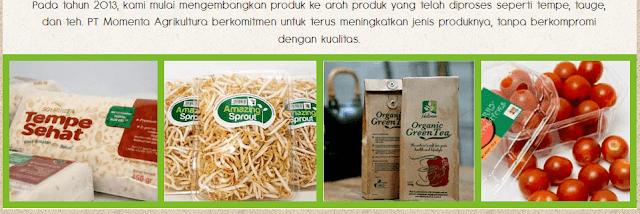 Produk Berkualitas dari Amazing Farm
