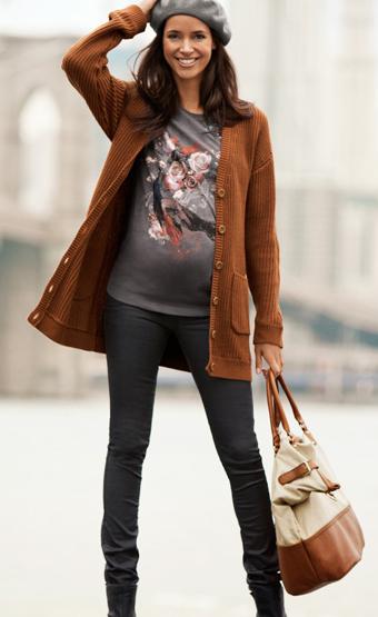moda para embarazadas H&M