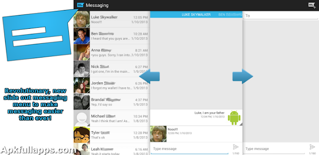 Sliding Messaging Pro v4.15
