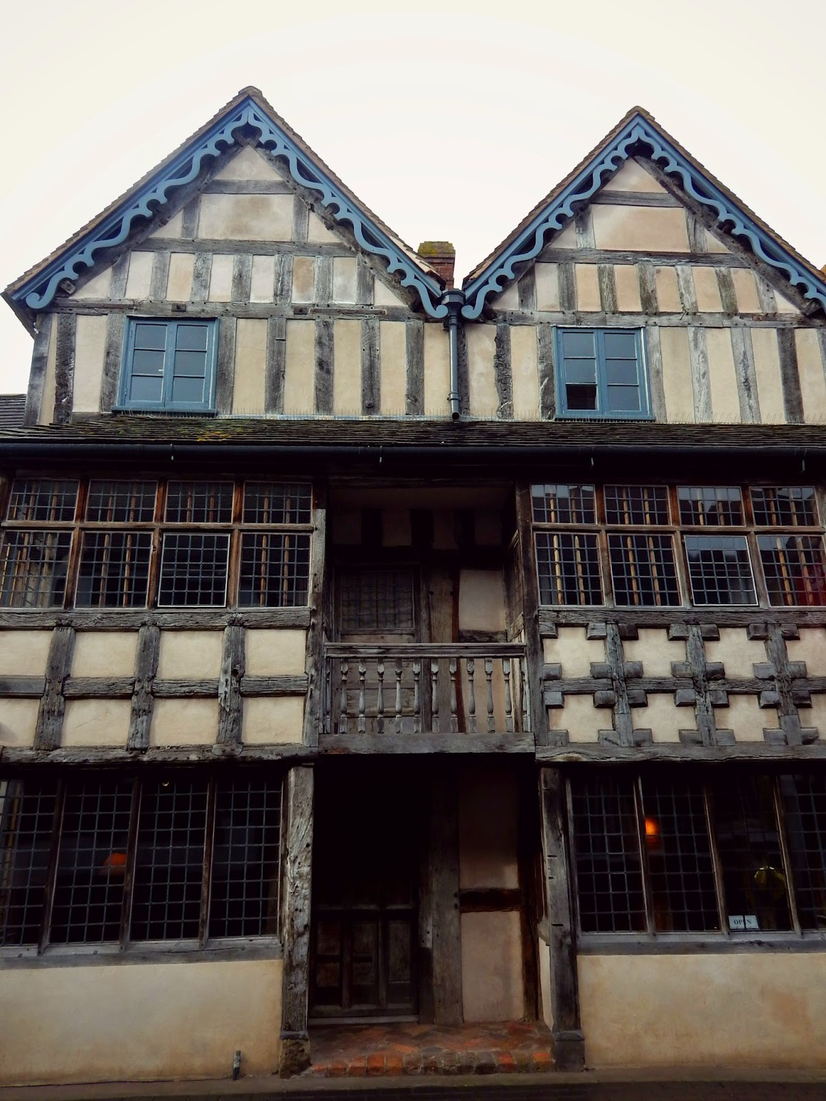 Much Wenlock Tudor House
